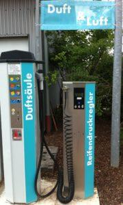 Duft & Luftsäule fürs Auto in Regensburg