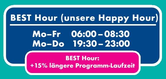 Happy Hour bei Bats Carwash Regensburg